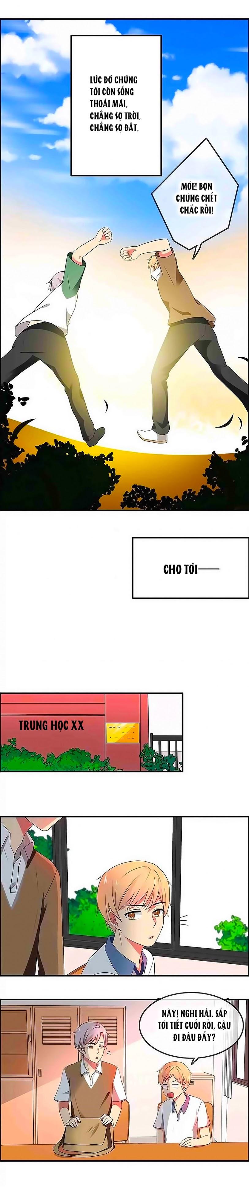 Đại Thần Tình Yêu Chớ Chạm Tôi chap 28 - Trang 7