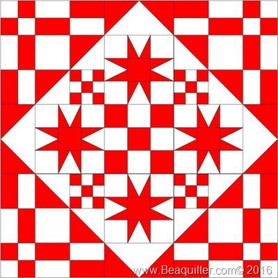 red white4