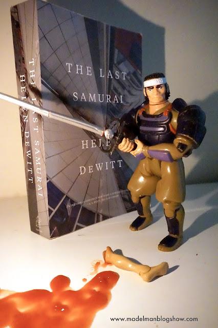 El último samurai y Hachiman