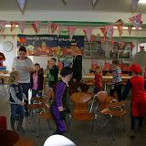 Sinterklaas op bezoek bij E- en F-teams