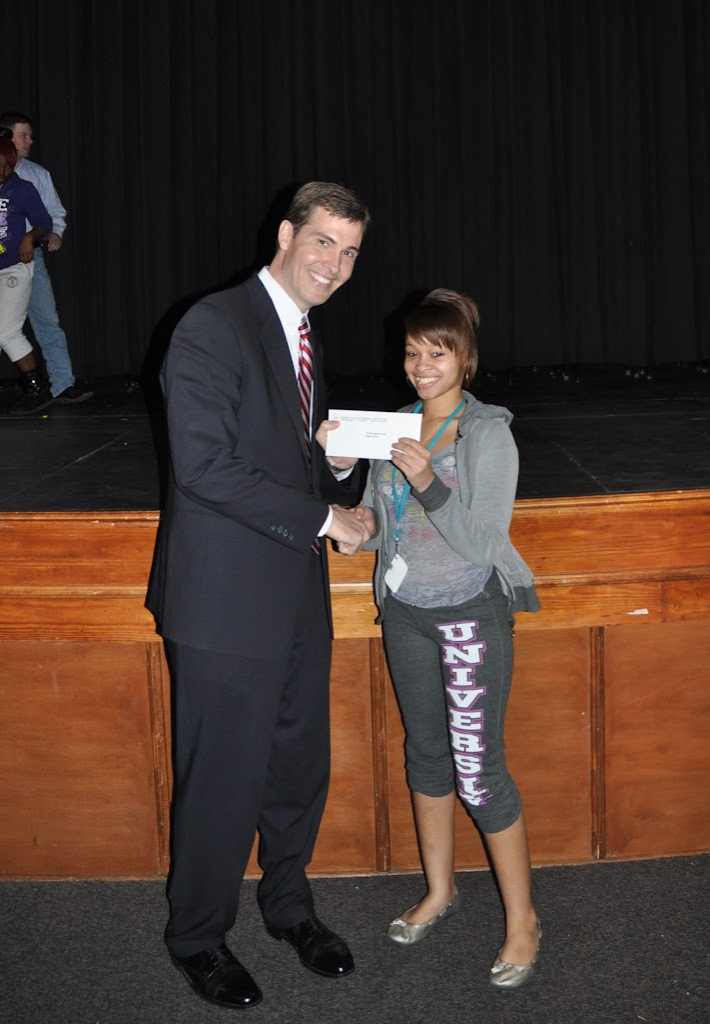 Southwest Arkansas Preparatory Academy Award Letters Hope High School Spring 2012 - DSC_0054.JPG