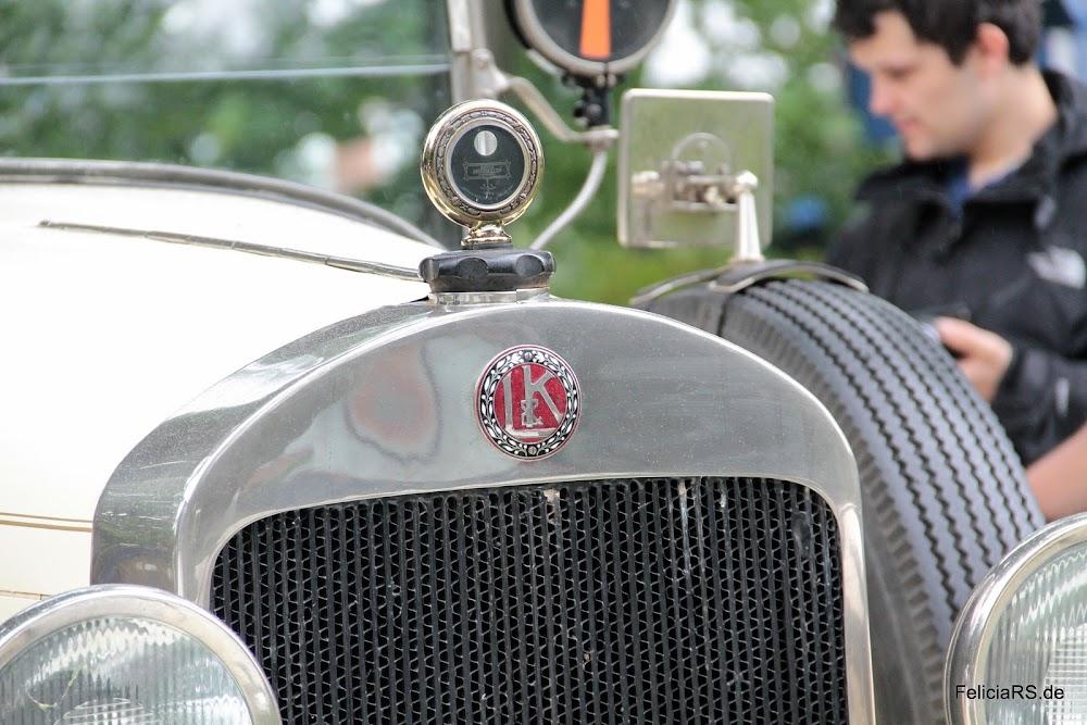 Laurin & Klement 110 1925 eines der letzten Modell noch ausschlißlich mit L&K Logo später folgte der Škoda Schriftzug des neuen Partners aus Pilzen