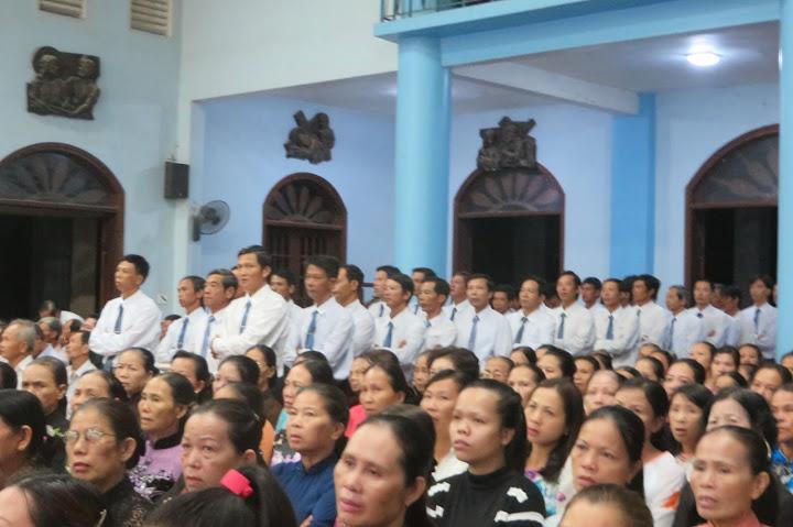 Giáo xứ mừng lễ bổn mạng Chung Sự Hiếu Đạo Lể Các Đẳng Linh Hồn
