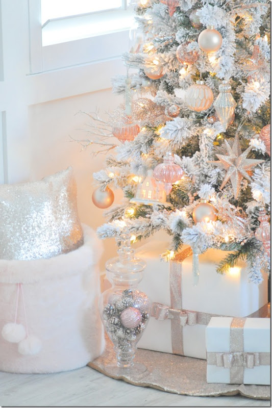 Blush-Pink-and-White-Christmas-Tree-1