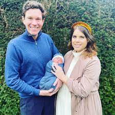 Princess Eugenie shares adorable first Video of Baby August Playing with Toy shark
