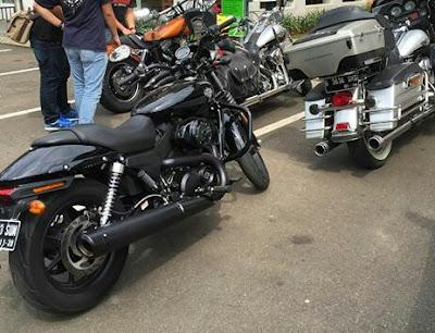 Harley Davidson Yang Paling Nyaman