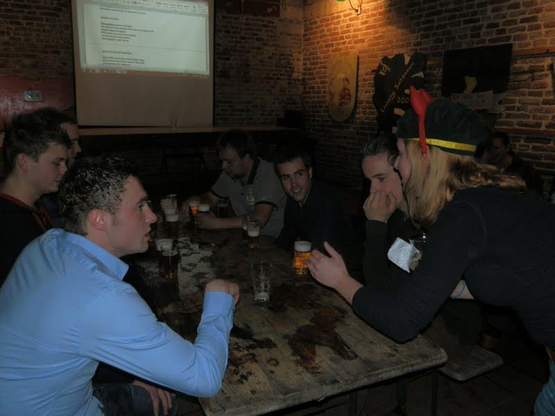 Bierweek - Tapperswedstrijd & Canthus