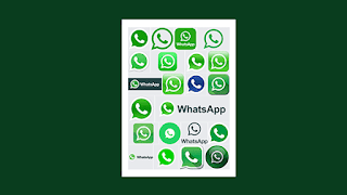 Kumpulan Logo WhatsApp PNG Kualitas HD