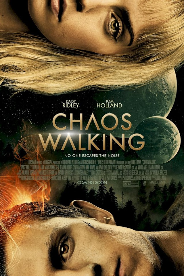 Chaos Walking - Full Movie (2021).