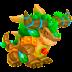 Antiguo Dragón Montaña   Elder Mountain Dragon