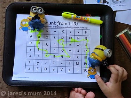 Jared, jared's nook, online resources for mums, tot schooling, children learning, Learning is fun