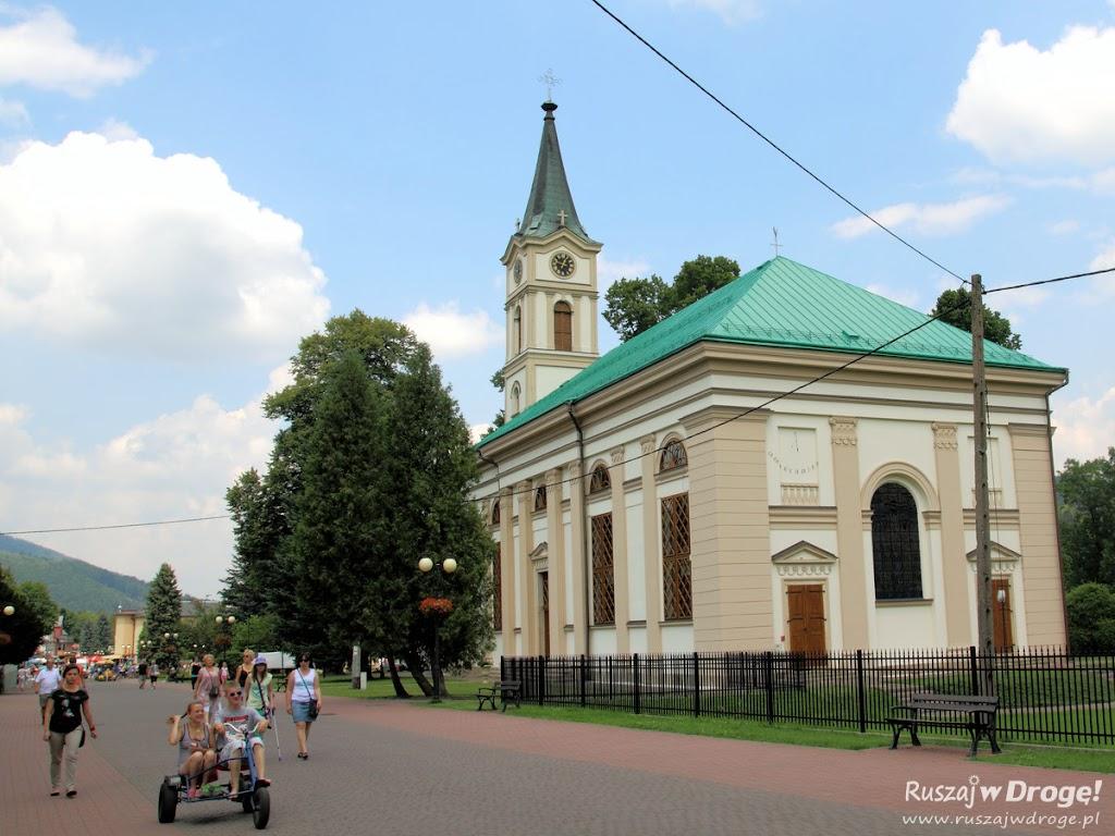Wisła - Kościół Ewangelicko-Augsburski Ap. Piotra i Pawła