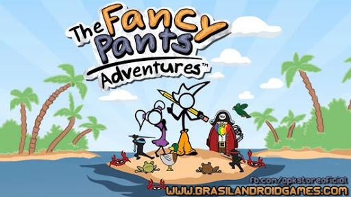 Download Fancy Pants Adventures v1.0.9 APK + OBB Data - Jogos Android