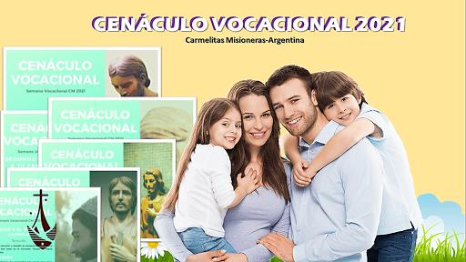 CENÁCULO VOCACIONAL 2021