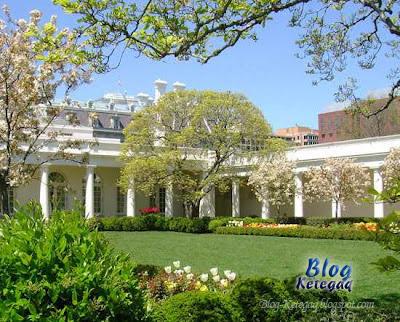 kawasan berhantu di White House
