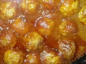 Easiest Sweet & Sour Meatballs