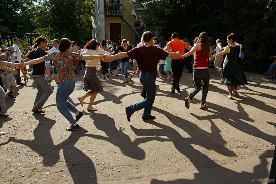 Фестиваль Человек без границ