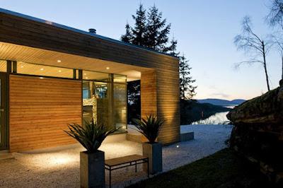 Cabin GJ 9 in Norway 10 1 Kabin Mungil Yang Beradaptasi Dengan Keadaan Lingkungan