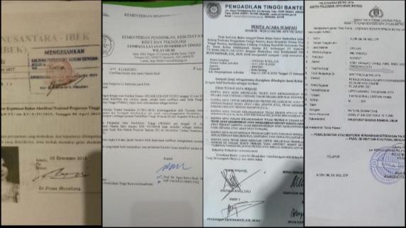 Diduga Gunakan Ijazah Palsu, LQ Indonesia Lawfirm Polisikan NR dan Ketum Peradin