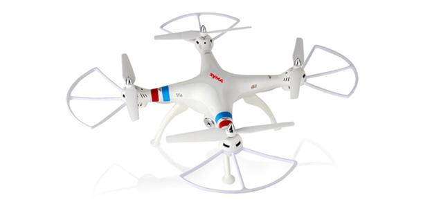 Hinh anh: Thoi gian bay cua X8C kha dai so voi cac Flycam cung loai