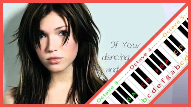 Only Hope By Mandy Moore Piano Letter Notes