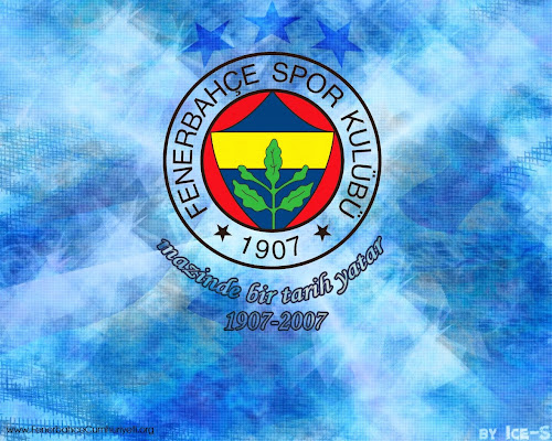 fenerbahce poster