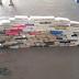 Alto Araguaia| Motorista é preso por suspeita de tráfico após ser flagrado transportando 160 tabletes de drogas