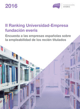 Las universidades públicas de Madrid en el Ranking Universidad-Empresa 2016
