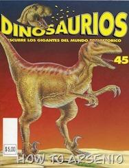 P00045 - Dinosaurios #45