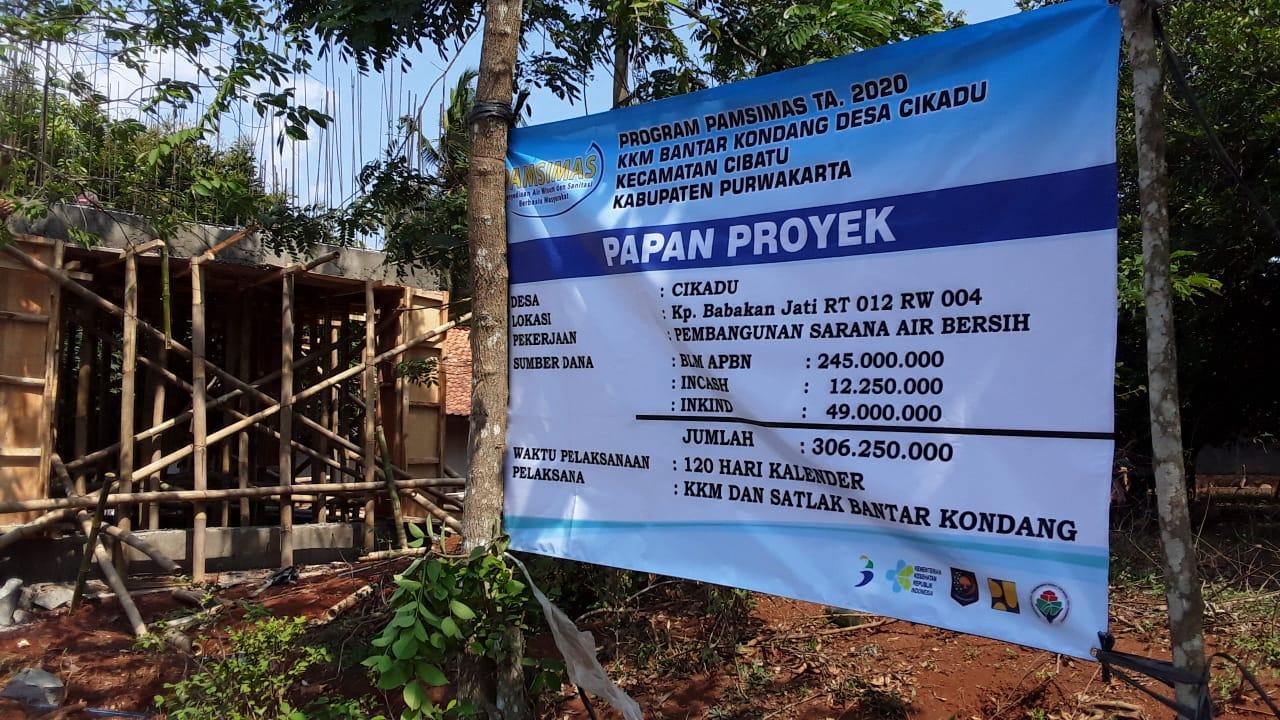 Warga Desa Cikadu akan Menerima Manfaat dari Program Pamsimas