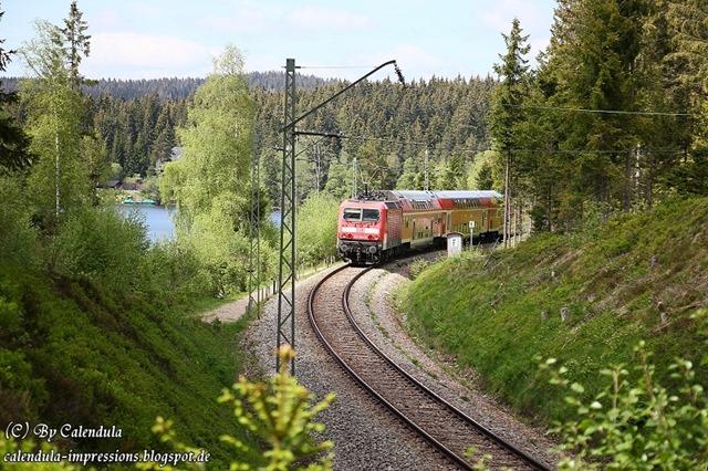 Windgfällweiher DB Dreiseenbahn