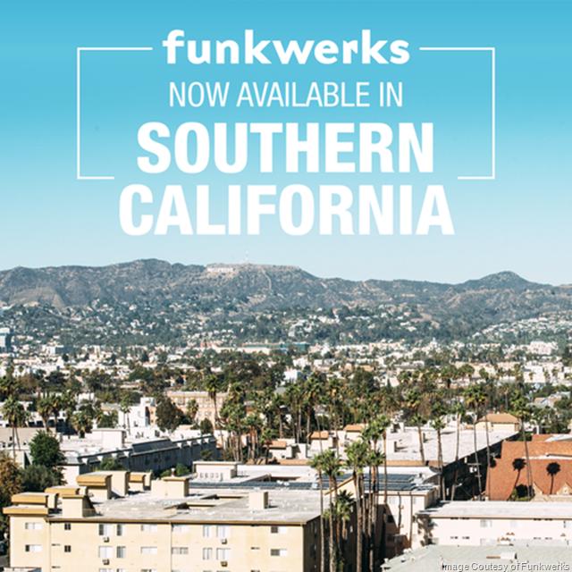 Funkwerks Launching Southern California Distribution