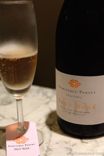 Food Innovation & Dominique Portet Australian Wine Dinner