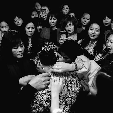 婚礼摄影师 Ning Yan (ningyan). 10.03.2018的图片