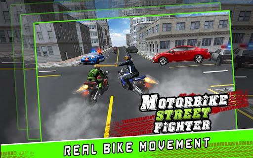 MOTO通りの戦いの3D