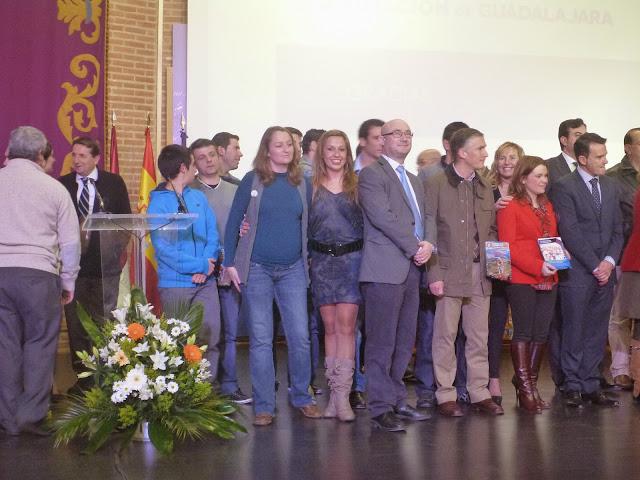 Entrega de Trofeos II Circuito Provincial de Guadalajara
