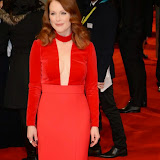 OIC - ENTSIMAGES.COM - Julianne Moore at the EE British Academy Film Awards (BAFTAS) in London 8th February 2015 Photo Mobis Photos/OIC 0203 174 1069