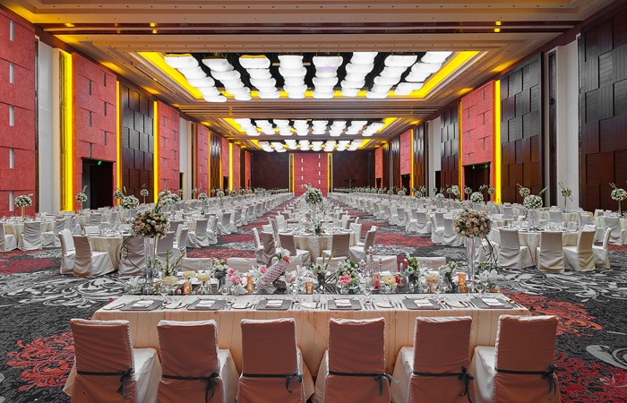 Marriott Hotel Manila Grand Ballroom