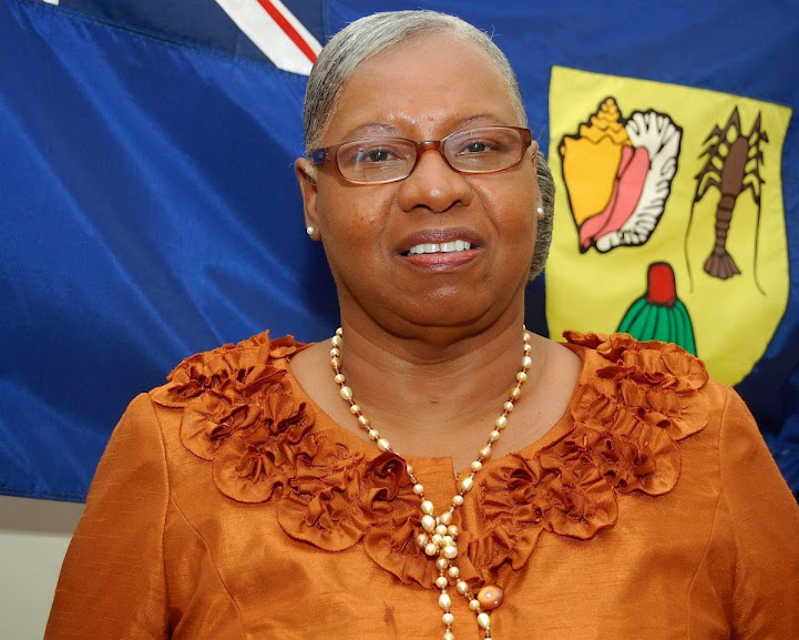 Hon. Ruth Delores Blackman