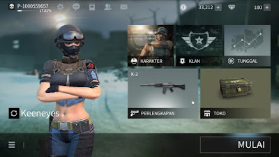 Kabar bangga buat kau para penggemar game FPS Point Blank: Strike Hadir di Smartphone dalam Bahasa Indonesia, Download Sekarang juga!
