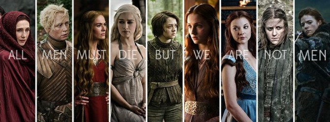Game of Thrones Replikleri