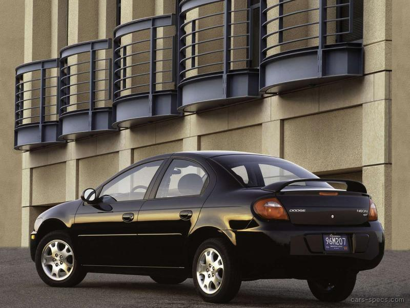2003 Dodge Neon Sedan Specifications  Pictures  Prices