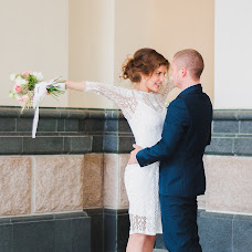Wedding photographer Yana Danilova (YanaDragonfly). Photo of 10.10.2015