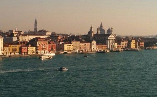 מלון הילטון ונציה - נוף מקסים