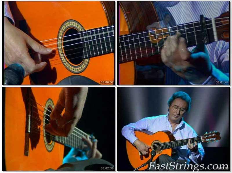 Ayer y hoy de la Guitarra flamenca - De Sabicas a Paco de Lucia