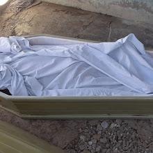 Encuentran nacional haitiano muerto en Vicente Noble se presume sea de infarto.