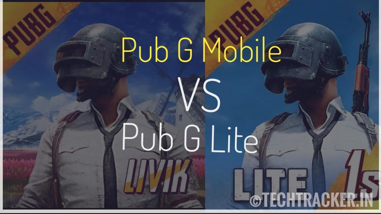 Pub G mobile VS Pub G lite for Android ?