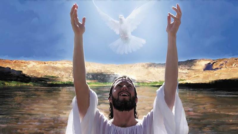 Tiếng Chúa (lễ Giêsu chịu phép rửa)