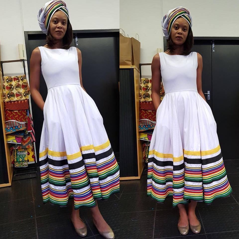 Venda Traditional Dresses 2020 Styles 7