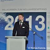 Neujahrsempfang 2013 Wirtschaftsjunioren Kassel